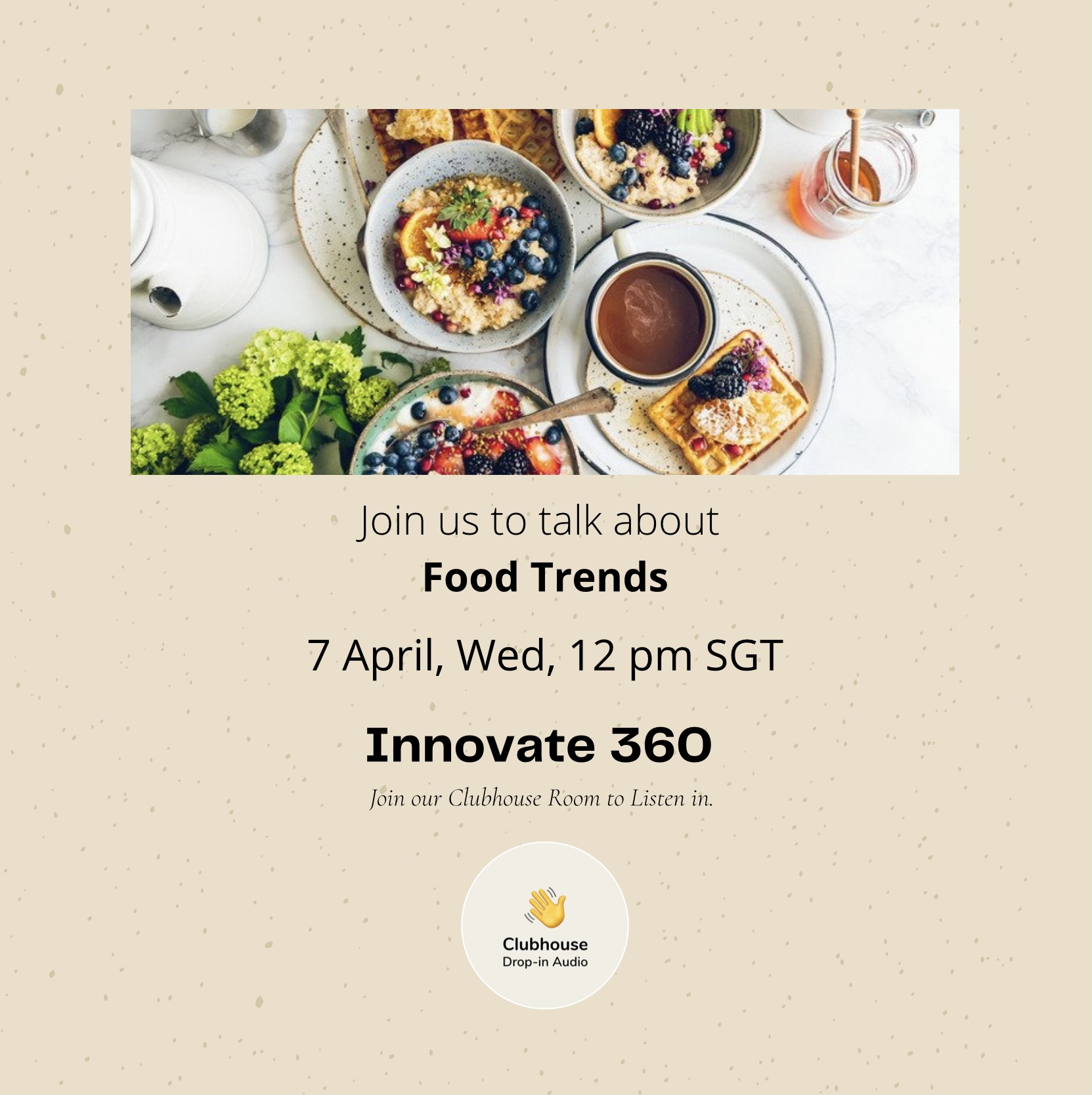 Learn about Food Trends